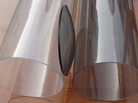 Clear PC Packing Tubes